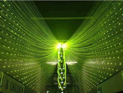 全球智能照明市场趋势分析输送网带